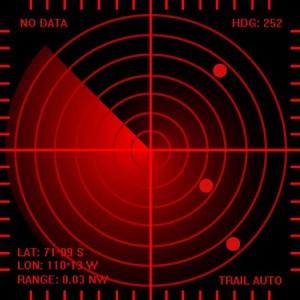 effetto radar nel doc da relazione